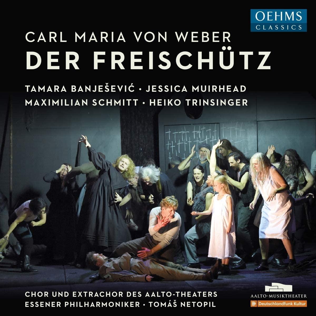Review of WEBER Der Freischütz (Netopil)