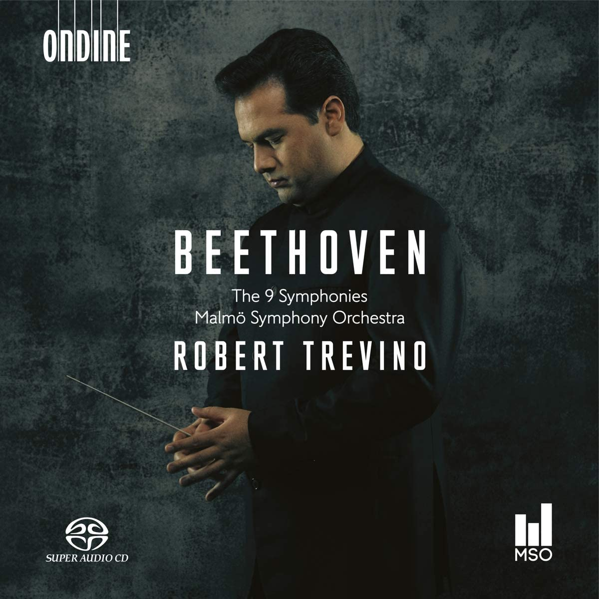 Review of BEETHOVEN Symphonies (Trevino)