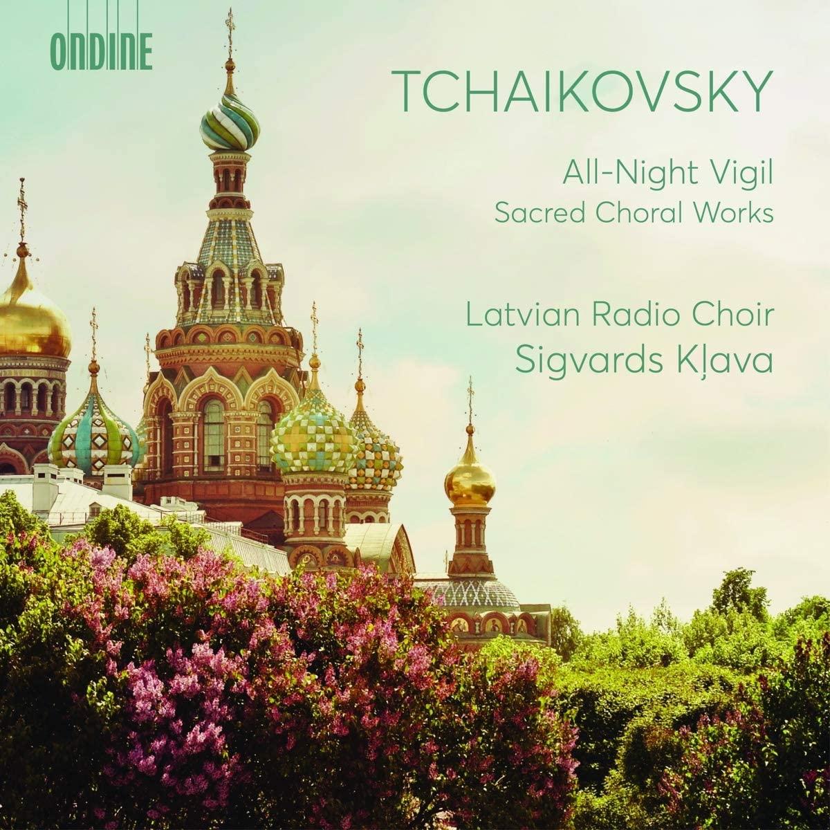 Review of TCHAIKOVSKY All-Night Vigil (Kjava)
