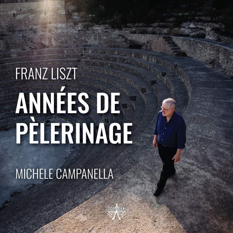 Review of LISZT Années de pèlerinage (Michele Campanella)