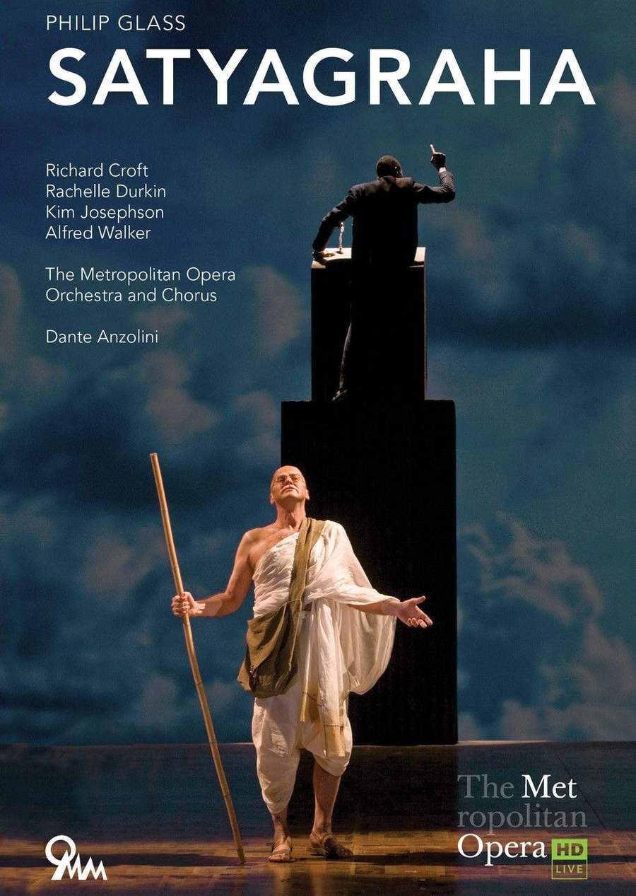 Review of GLASS Satyagraha (Anzolini)