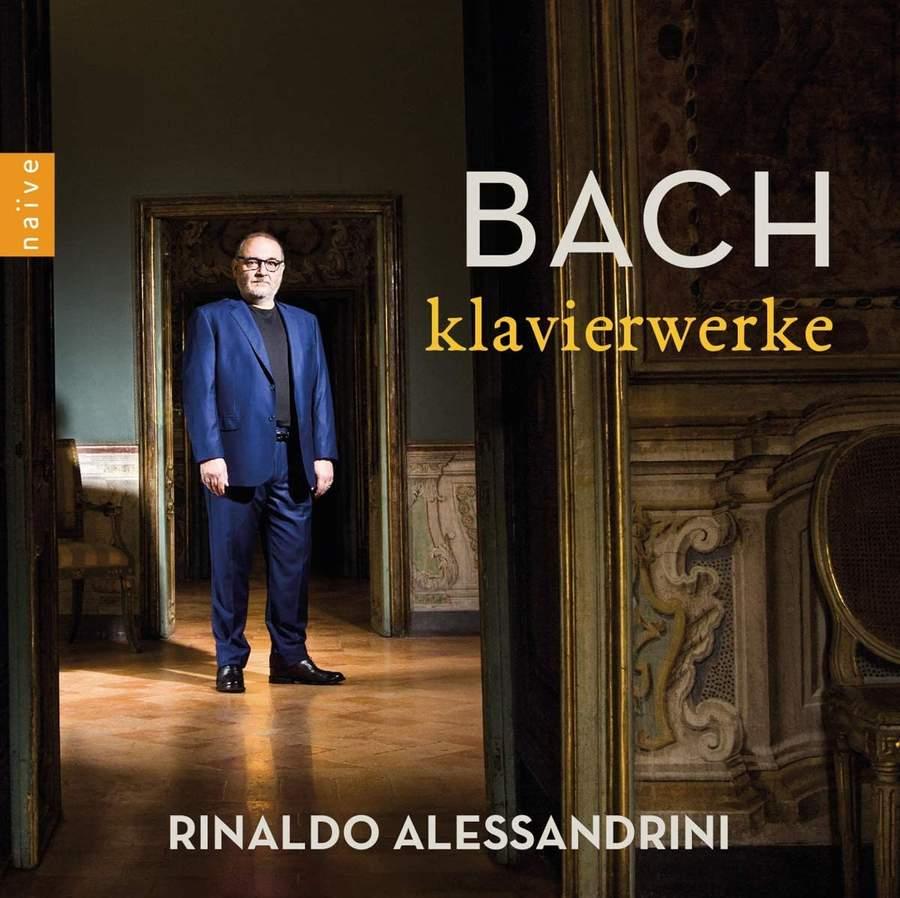 Review of JS BACH Keyboard works (Rinaldo Alessandrini)