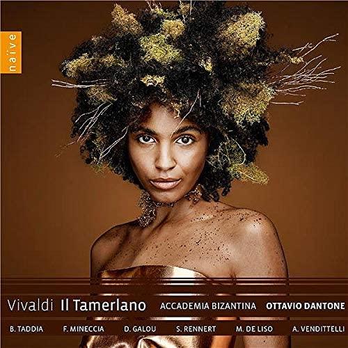 OP7080. VIVALDI Il Tamerlano (Il Bajazet) RV 703 (Dantone)
