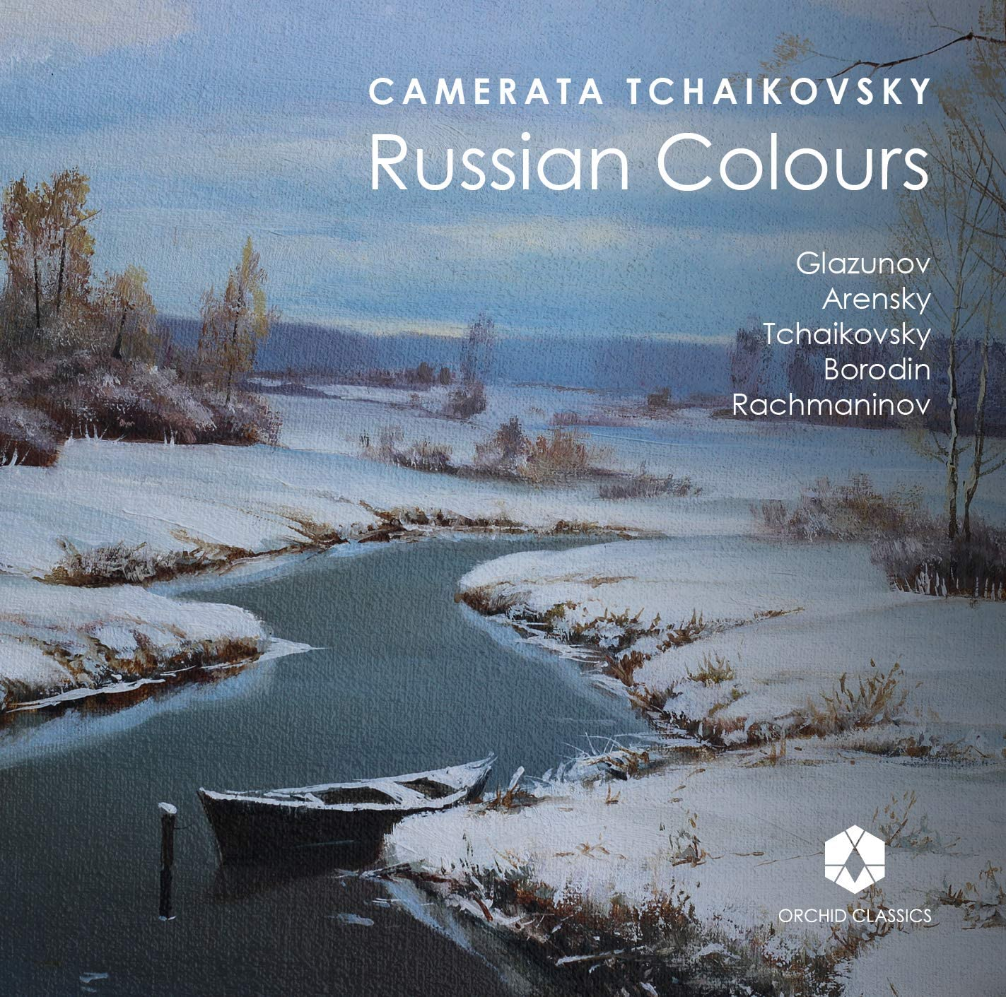 Review of Russian Colours