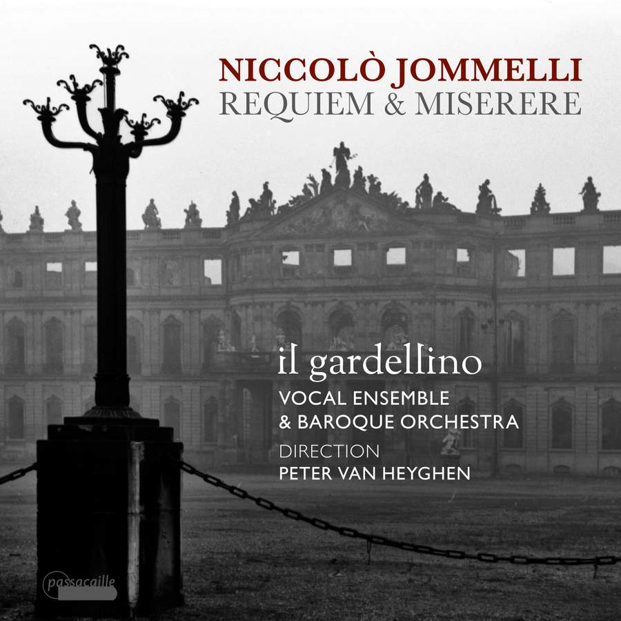 Review of JOMMELLI Missa pro Defunctis. Libera me. Miserere