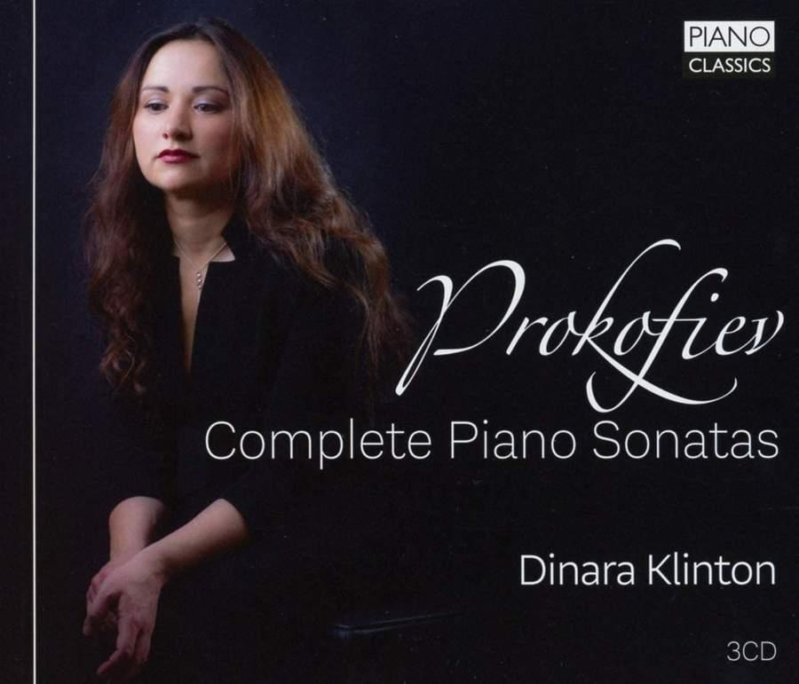 Review of PROKOFIEV Complete Piano Sonatas (Dinara Klinton)