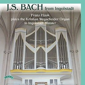 Review of JS  BACH Bach from Ingolstadt (Franz Hauk)