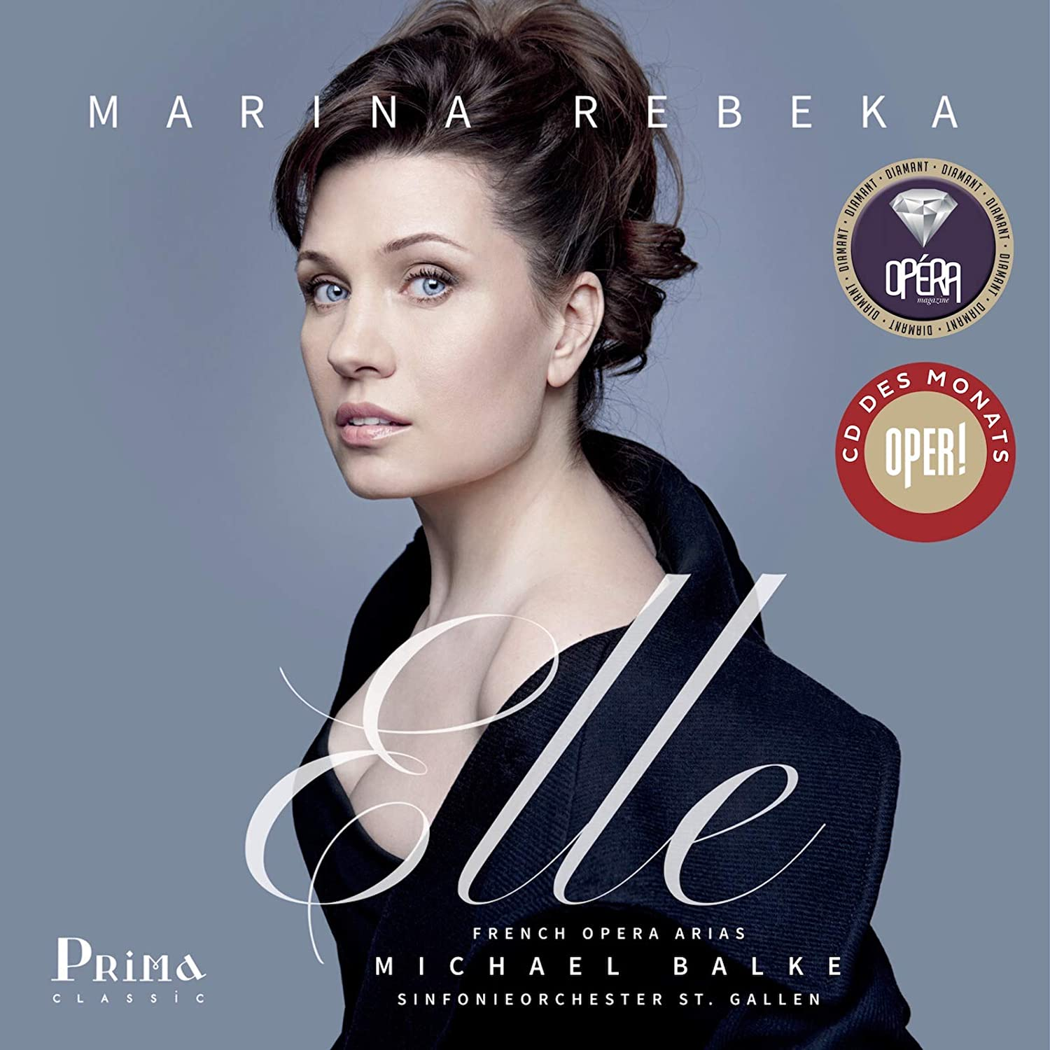 Review of Marina Rebeka: Elle