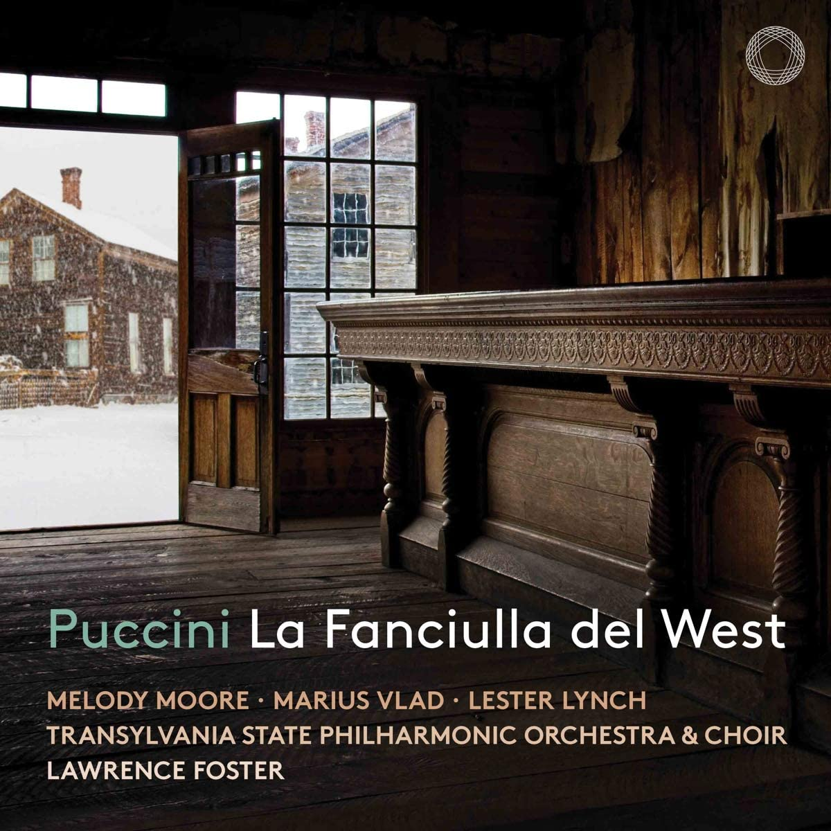 Review of PUCCINI La Fanciulla del West (Foster)
