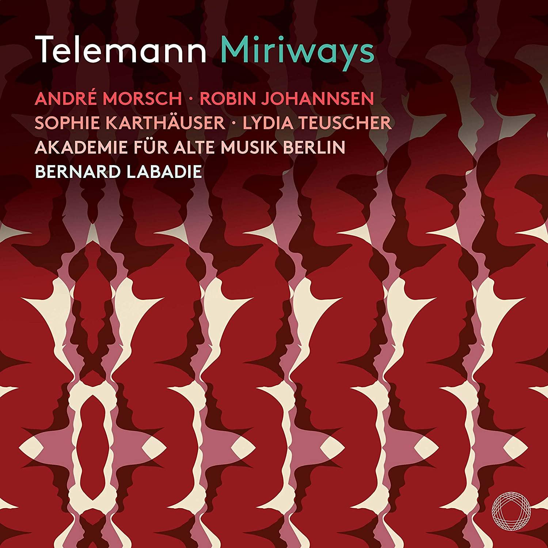 Review of TELEMANN Miriways (Labadie)