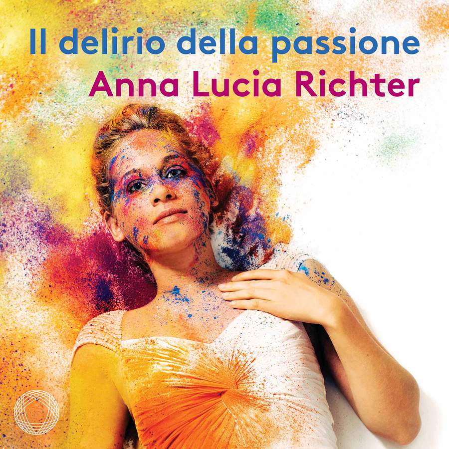Review of MONTEVERDI 'Il Delirio Della Passione' (Anna Lucia Richter)