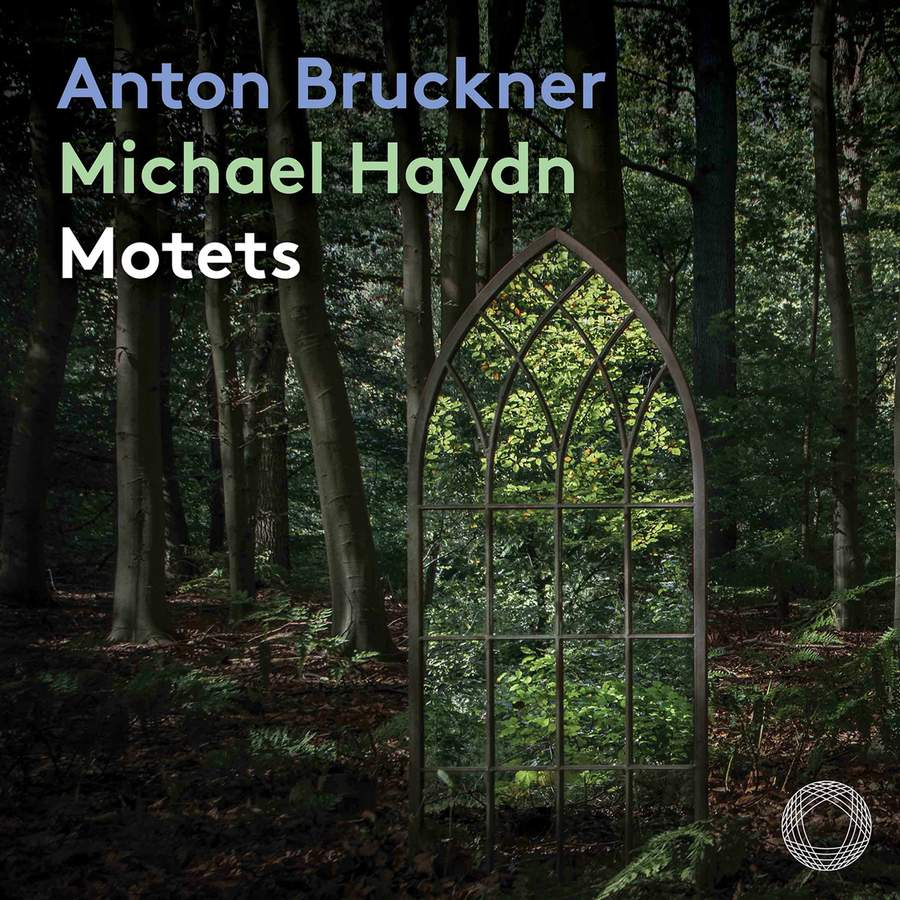 Review of BRUCKNER; M HAYDN Motets