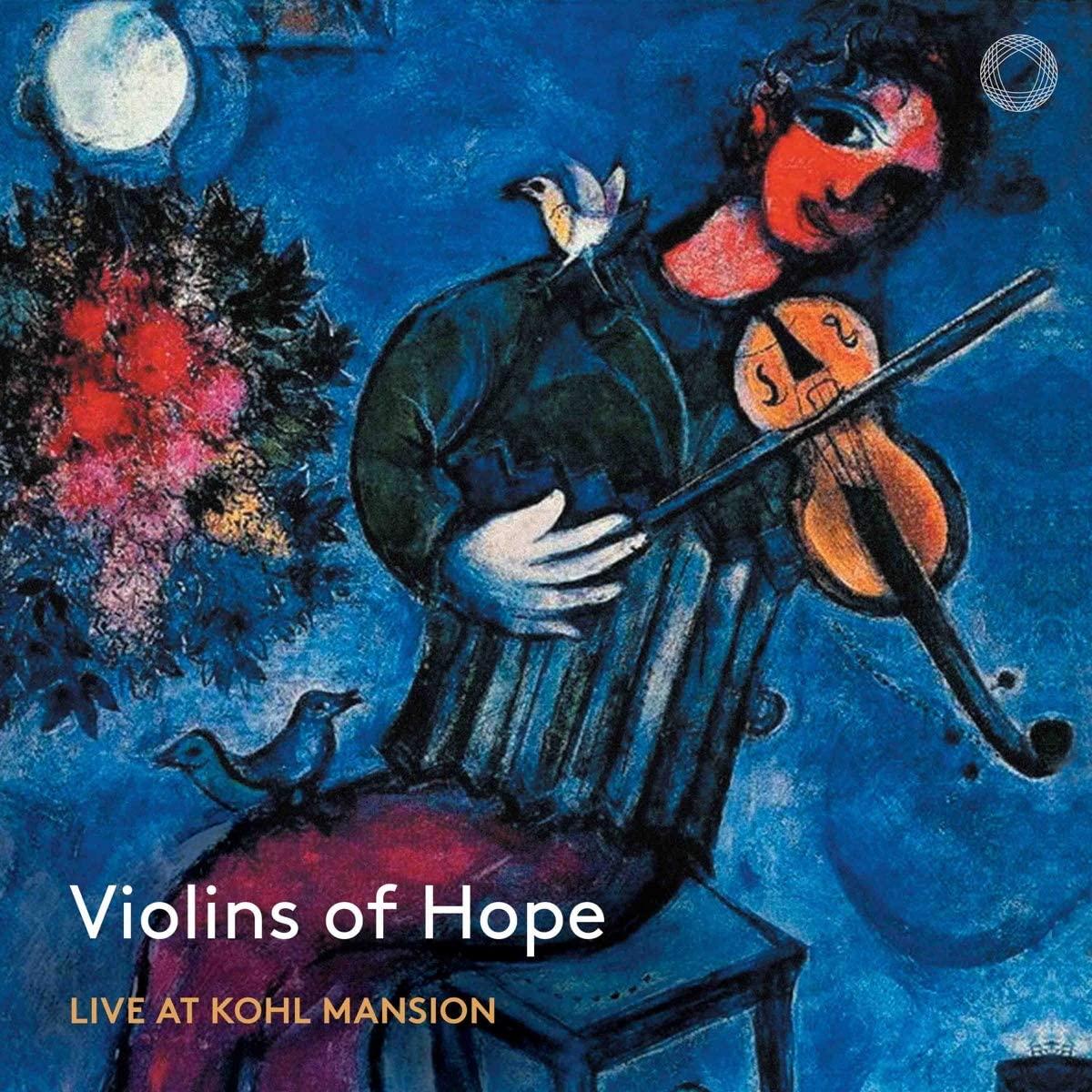 Review of Violins of Hope: Heggie, Schubert & Mendelssohn