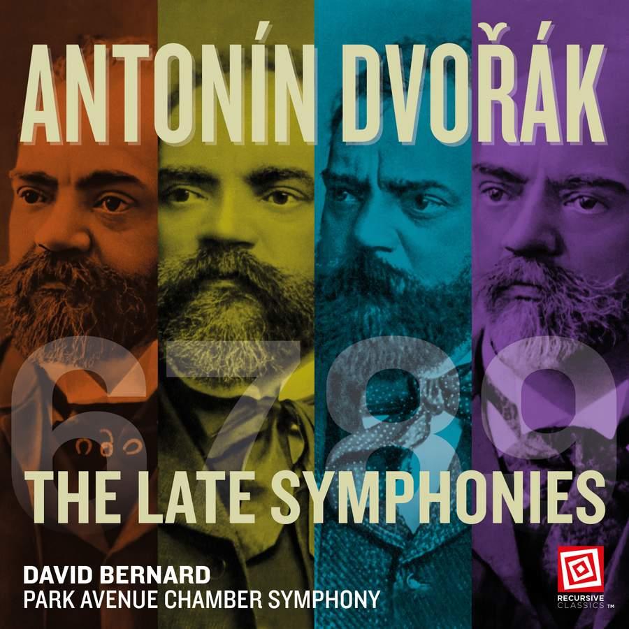 Review of DVORÁK The Late Symphonies (Bernard)