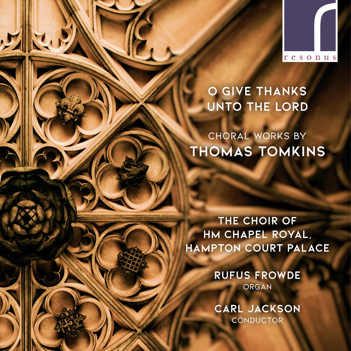 Review of TOMKINS O Give Thanks Unto the Lord: Choral Works