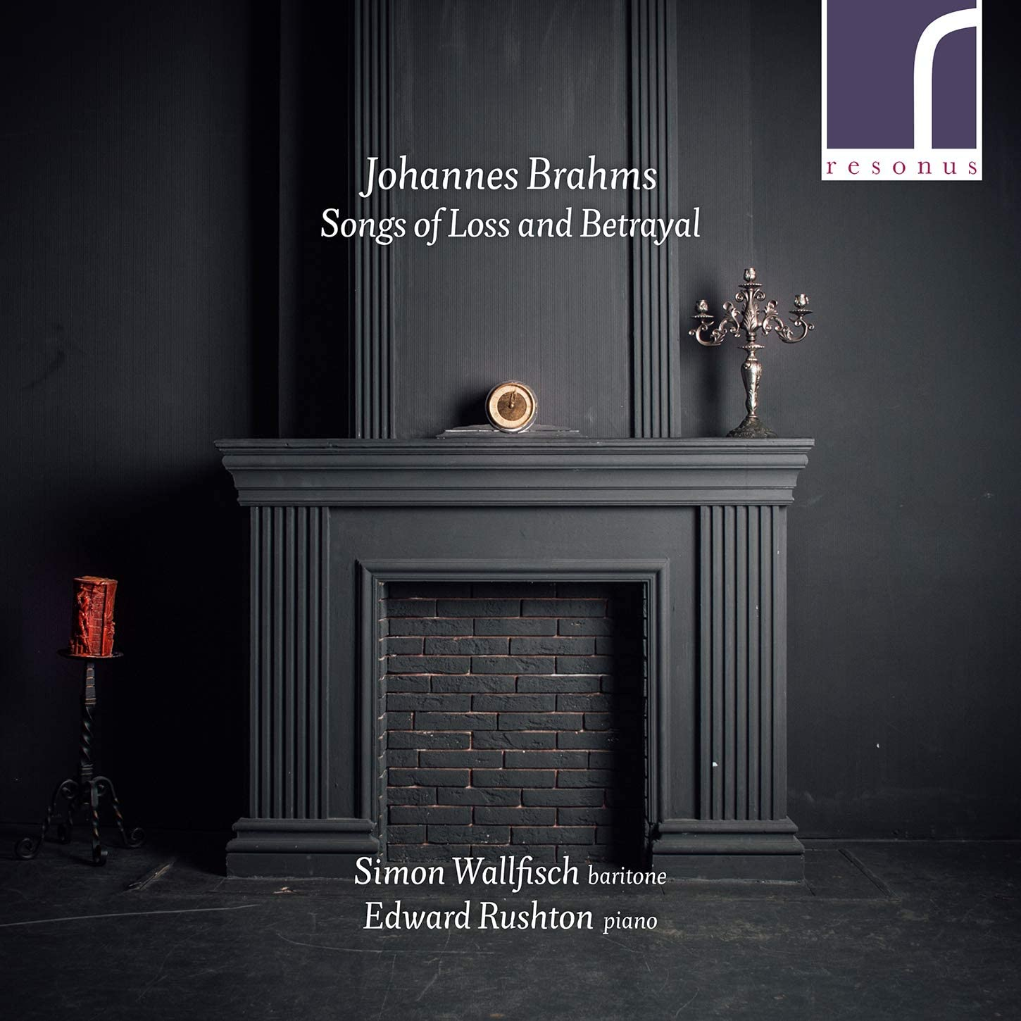Review of BRAHMS Songs of Loss and Betrayal (Simon Wallfisch)