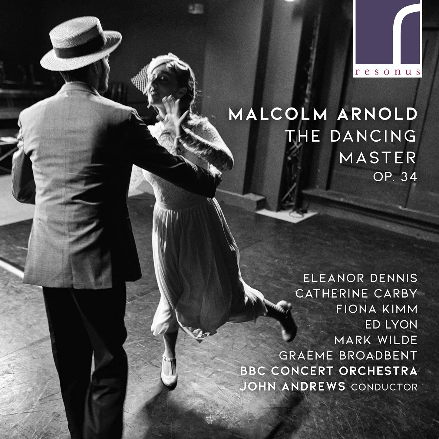 RES10269. ARNOLD The Dancing Master (Andrews)