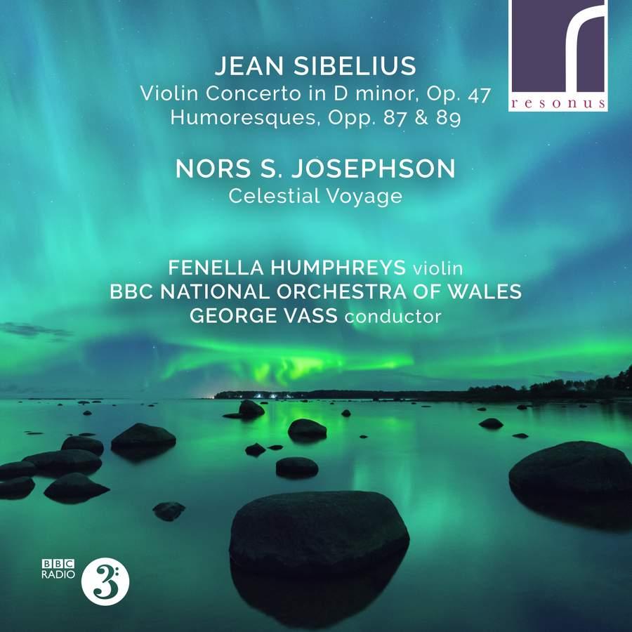 RES10277. SIBELIUS Violin Concerto. Humoresques (Fenella Humphreys)