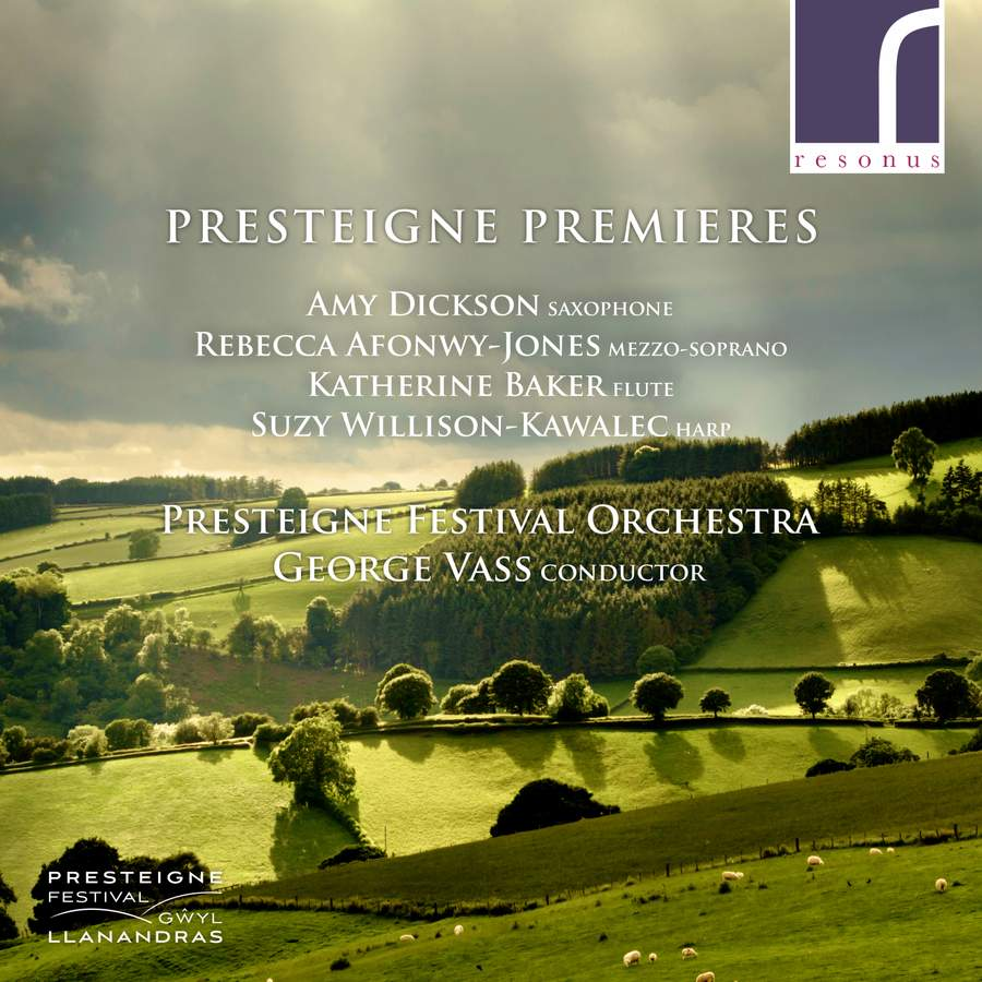 Review of Presteigne Premieres: New Music for String Orchestra