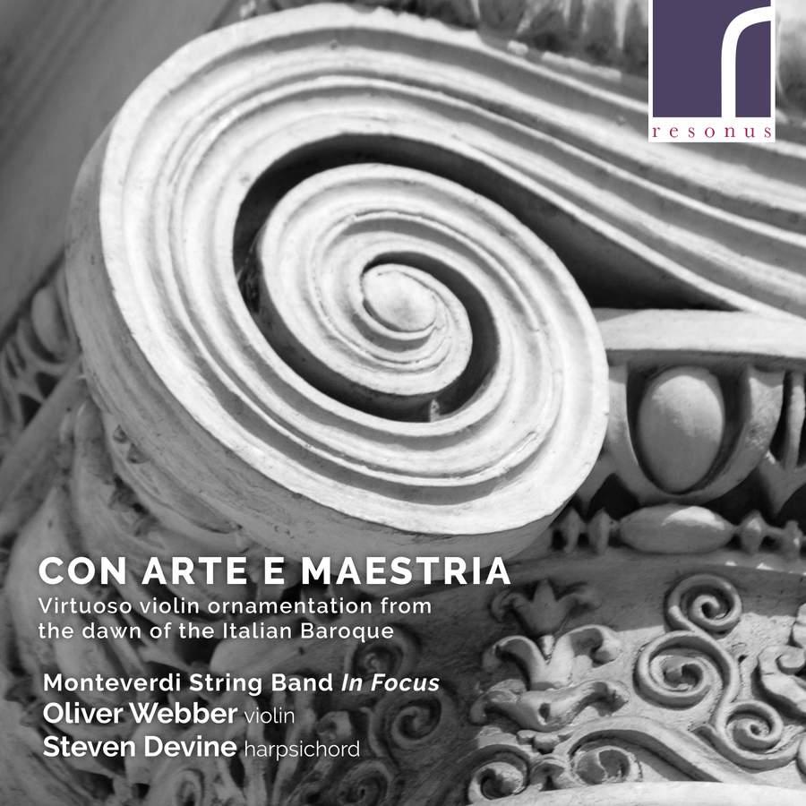 Review of Con Arte e Maestria: Virtuoso violin ornamentation from the dawn of the Italian Baroque