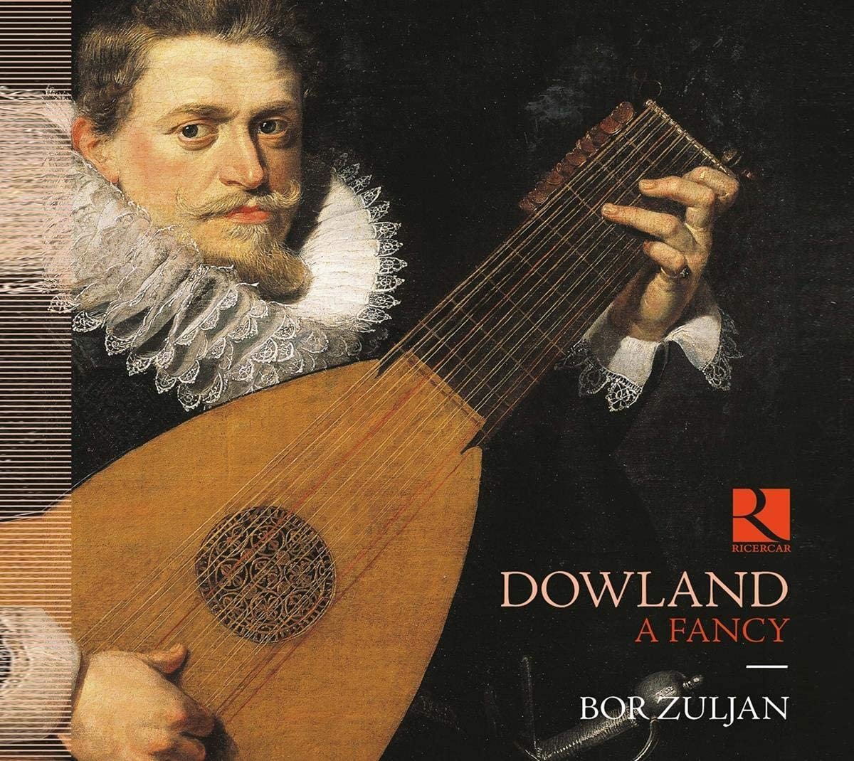 Review of DOWLAND A Fancy: Lute music (Bor Zuljan)