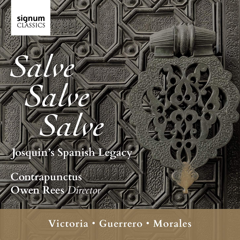 Review of Salve, Salve, Salve: Josquin's Spanish Legacy