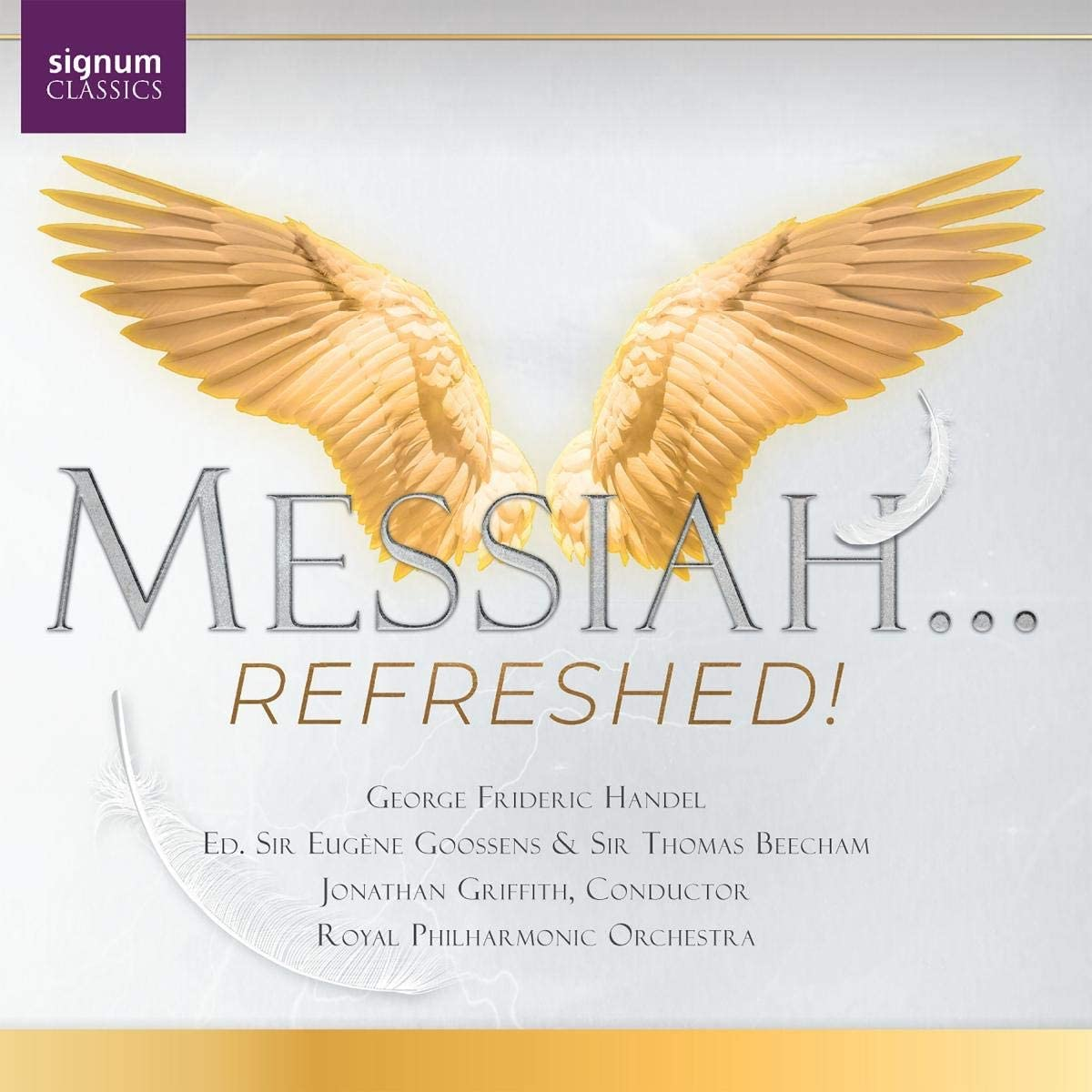 Review of HANDEL Messiah ... Refreshed!
