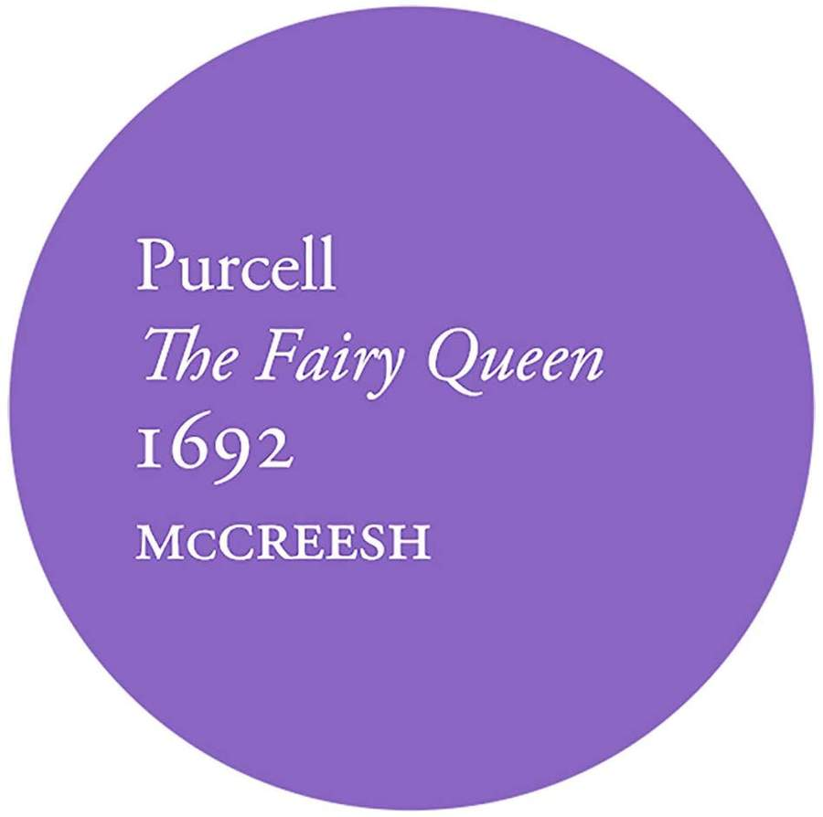 Review of PURCELL The Fairy Queen (McCreesh)