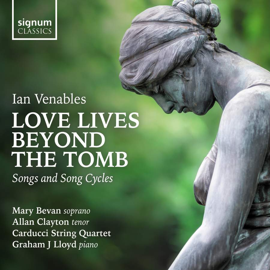 Review of VENABLES Love Lives Beyond the Tomb