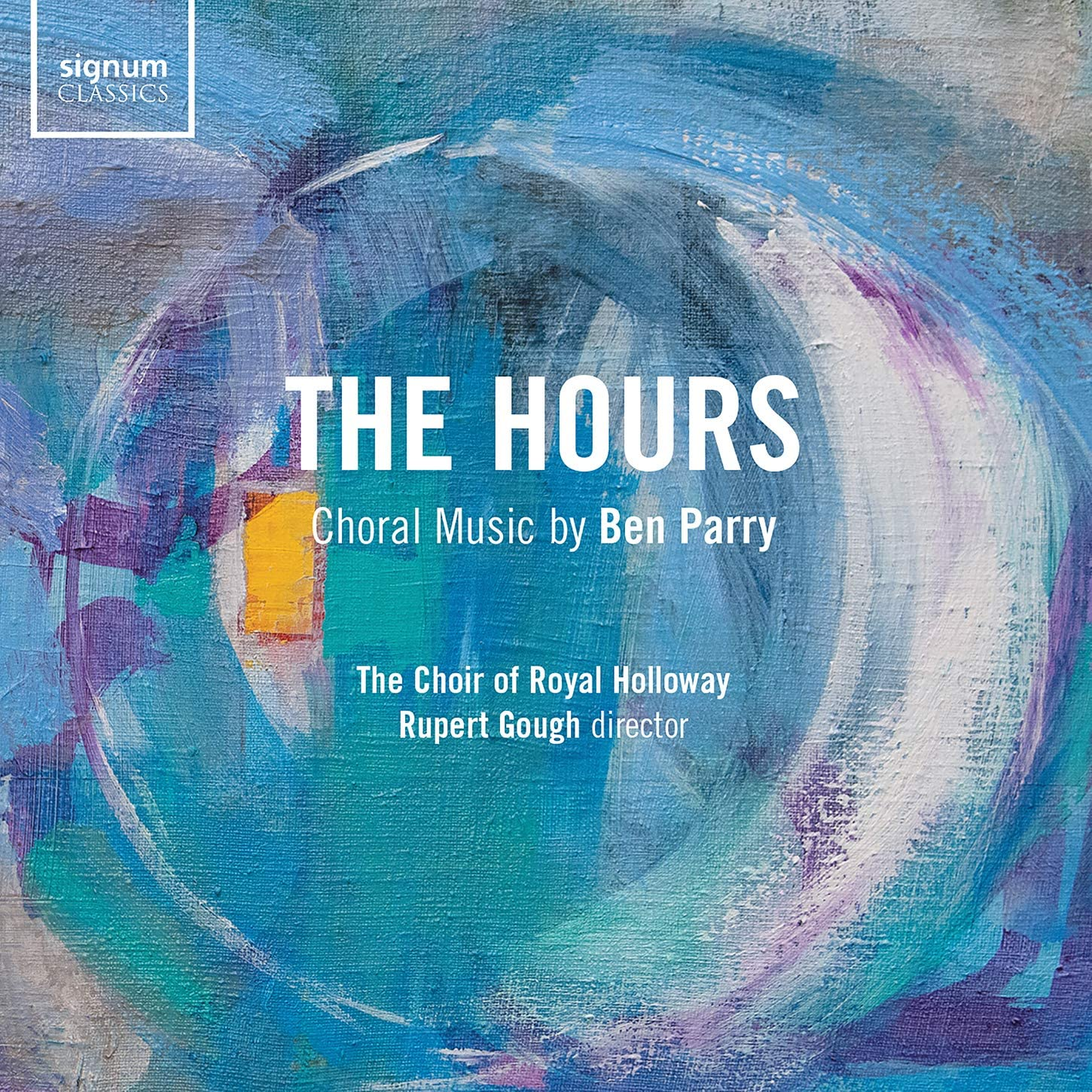 Review of The Hours: Choral Music by Ben Parry
