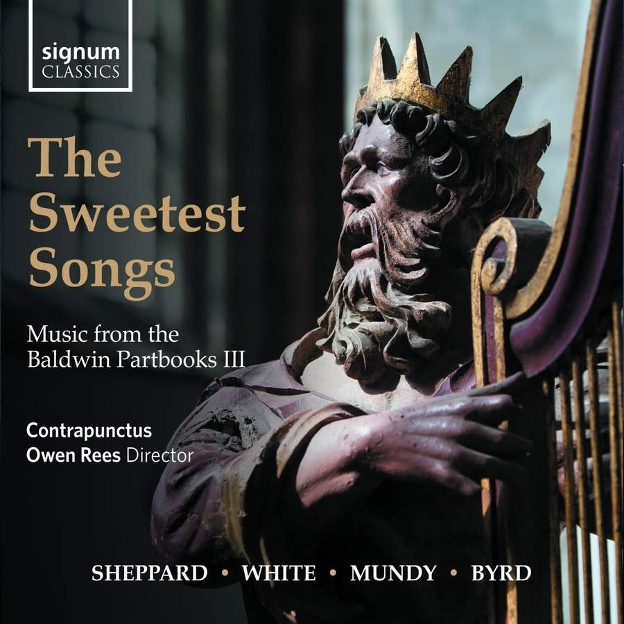 Review of The Sweetest Songs: Music from the Baldwin Partbooks III