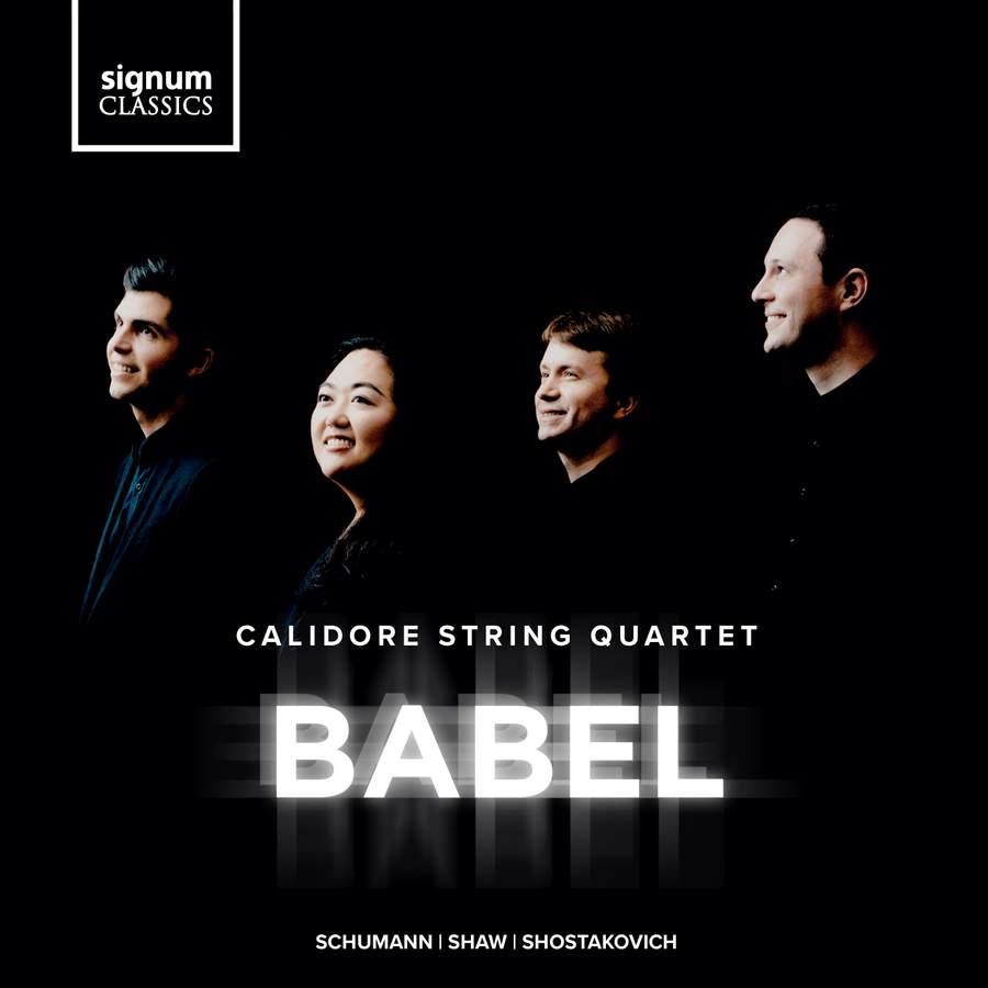 Review of Calidore String Quartet: Babel