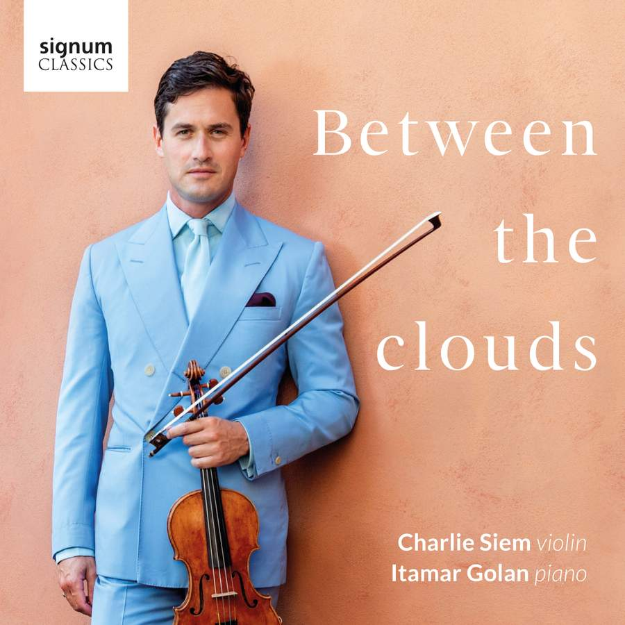 Review of Charlie Siem & Itamar Golan: Between the Clouds