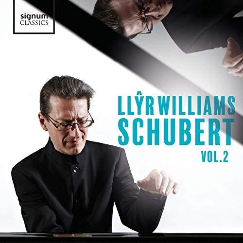 Review of SCHUBERT Piano Sonatas Vols 1 & 2 (Llŷr Williams)