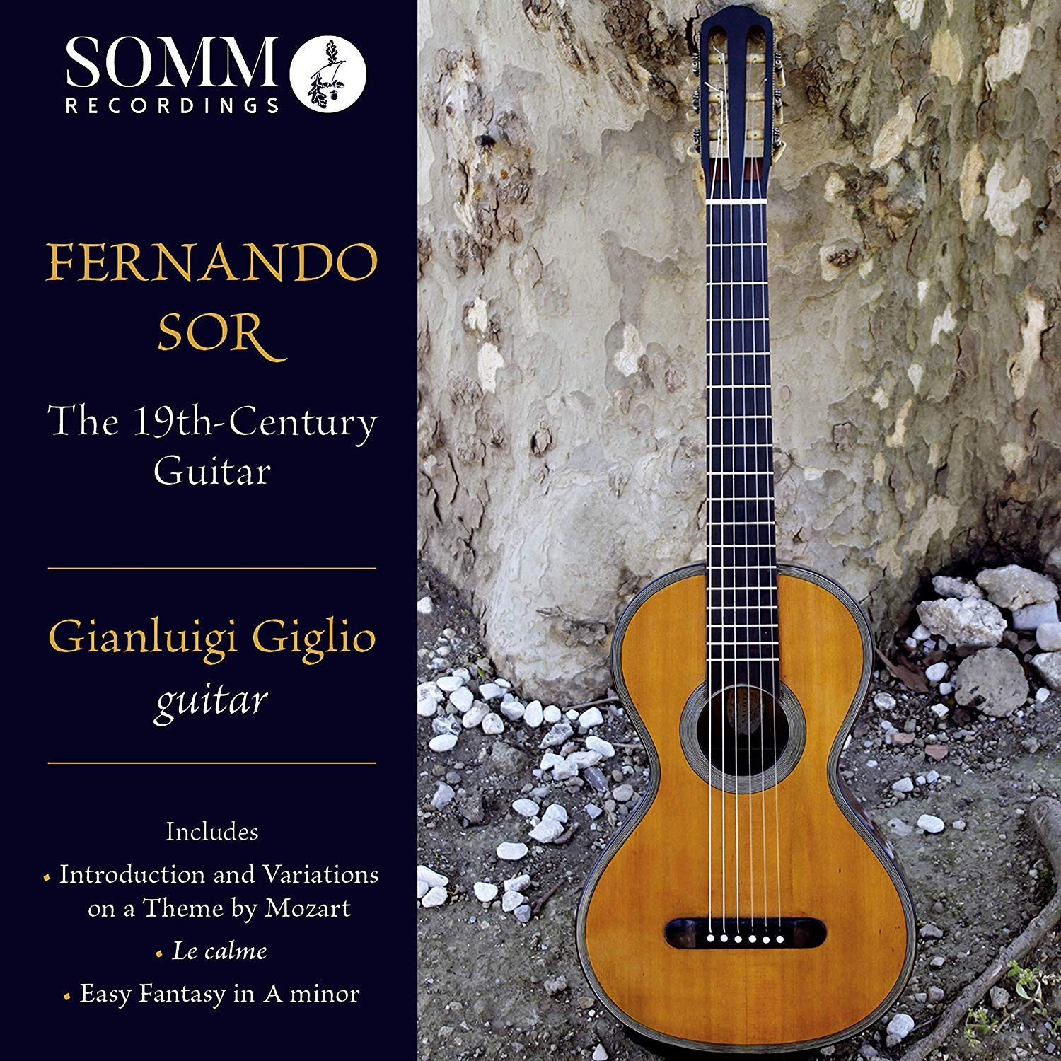 Review of SOR The 19th-Century Guitar (Gianluigi Giglio)