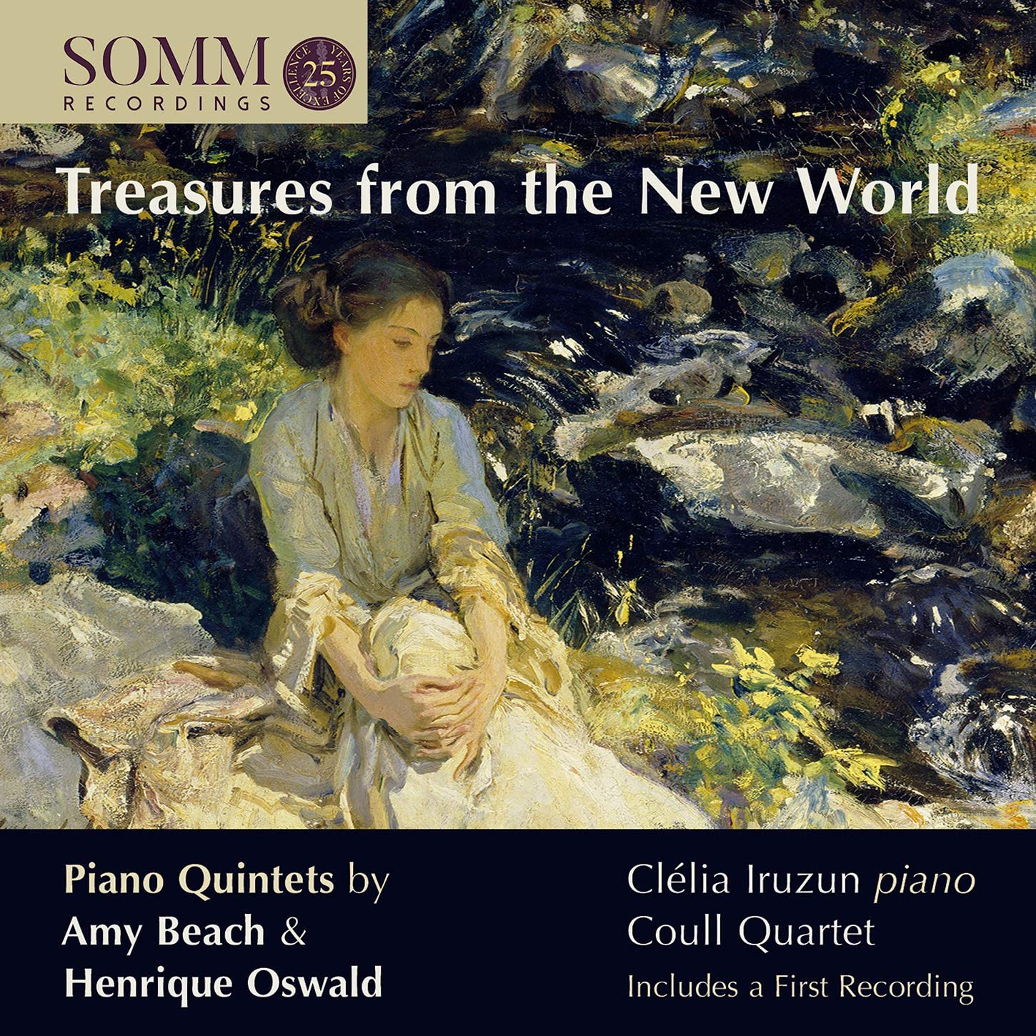 Review of Treasures from the New World
