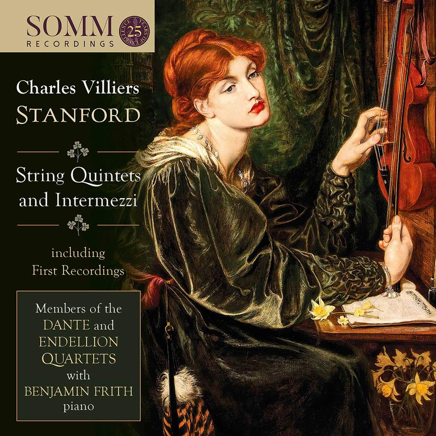 Review of STANFORD String Quintets & Intermezzi