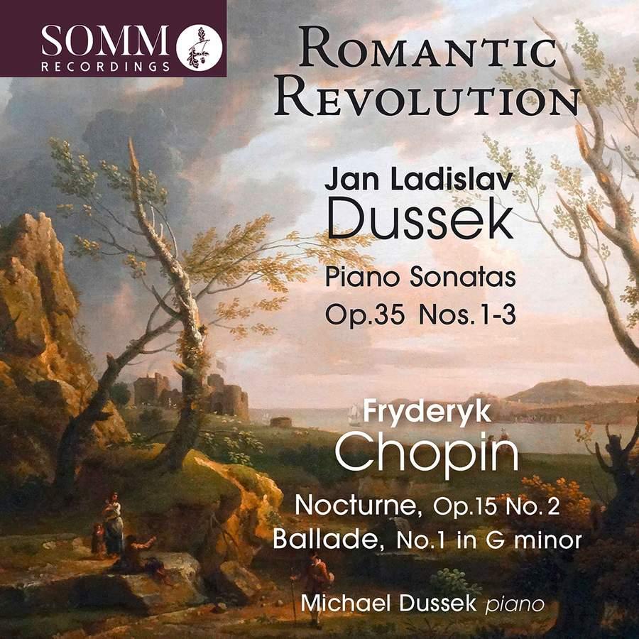 Review of Michael Dussek: Romantic Revolution