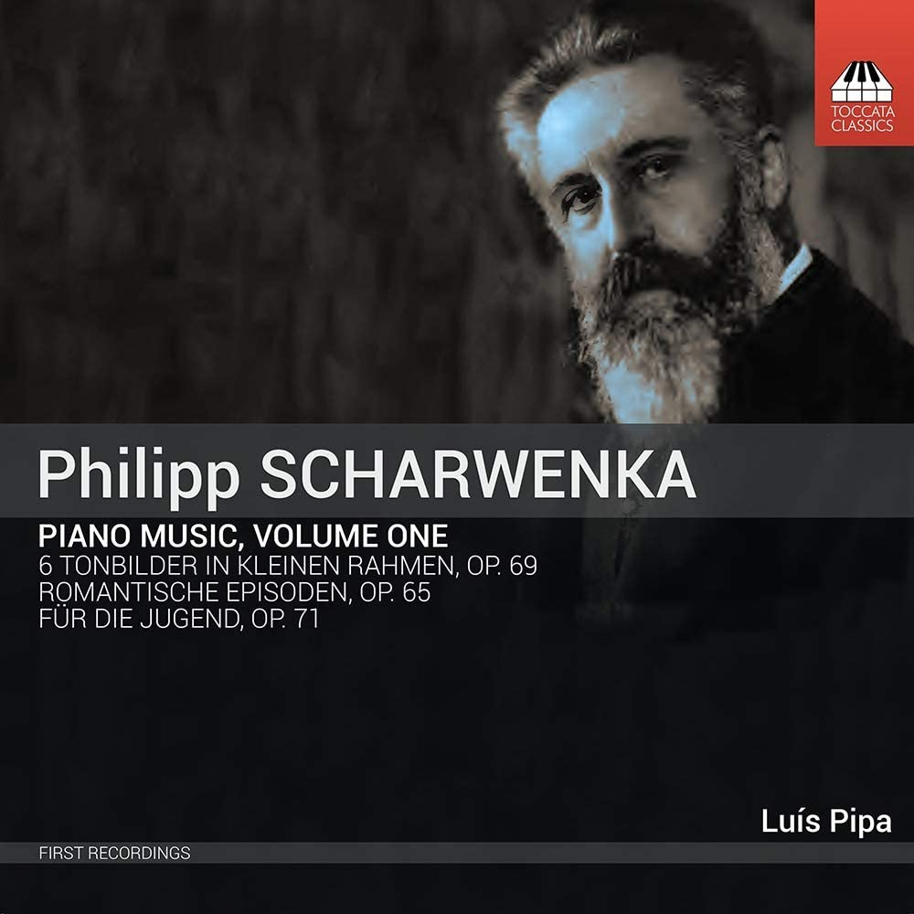 Review of SCHARWENKA Piano Music Vol 1 (Luís Pipa)