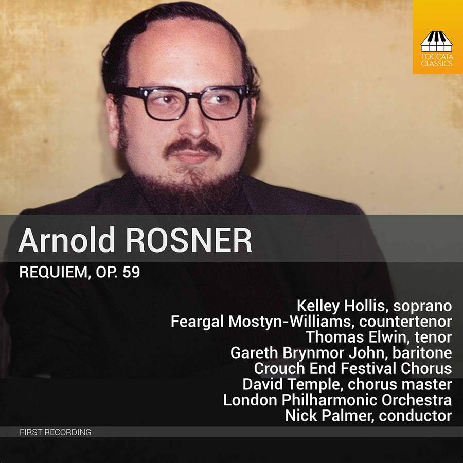 Review of ROSNER Requiem
