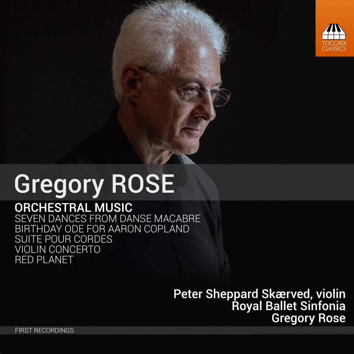 Review of ROSE Orchestral Works
