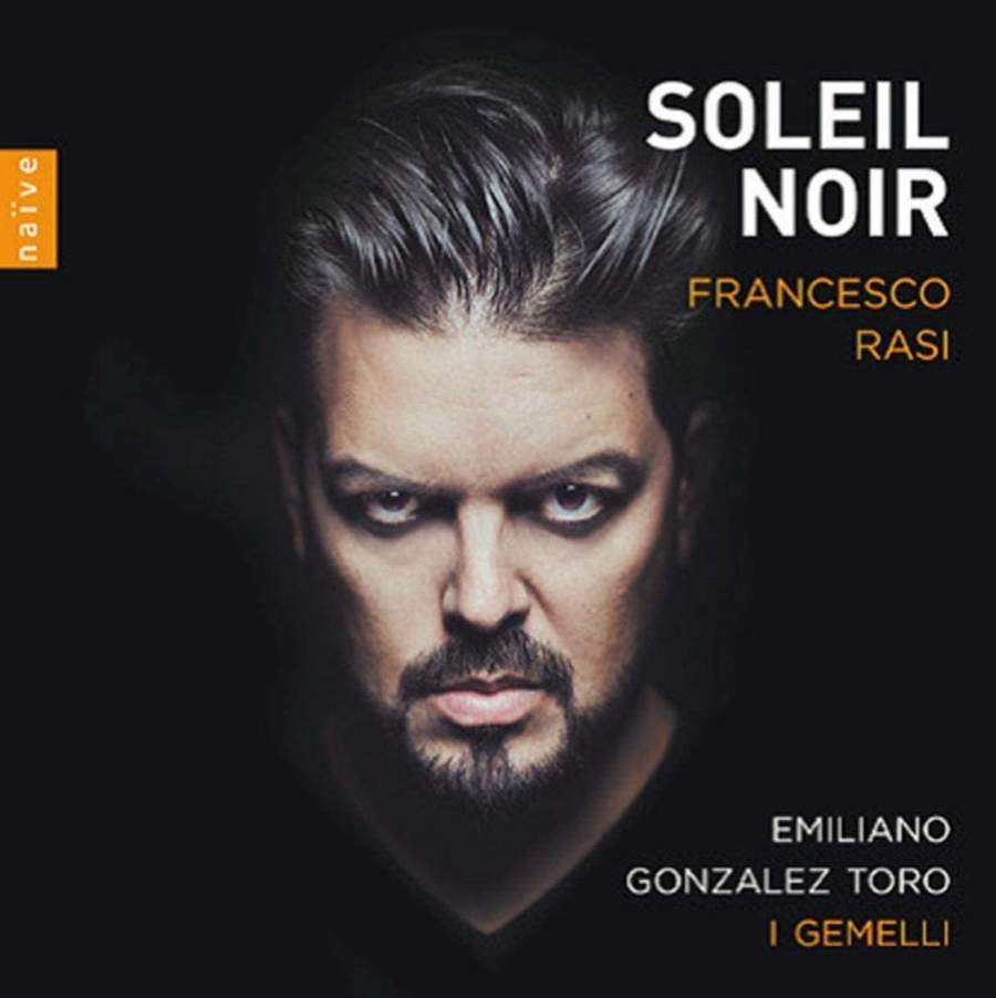 Review of Francesco Rasi: Soleil Noir