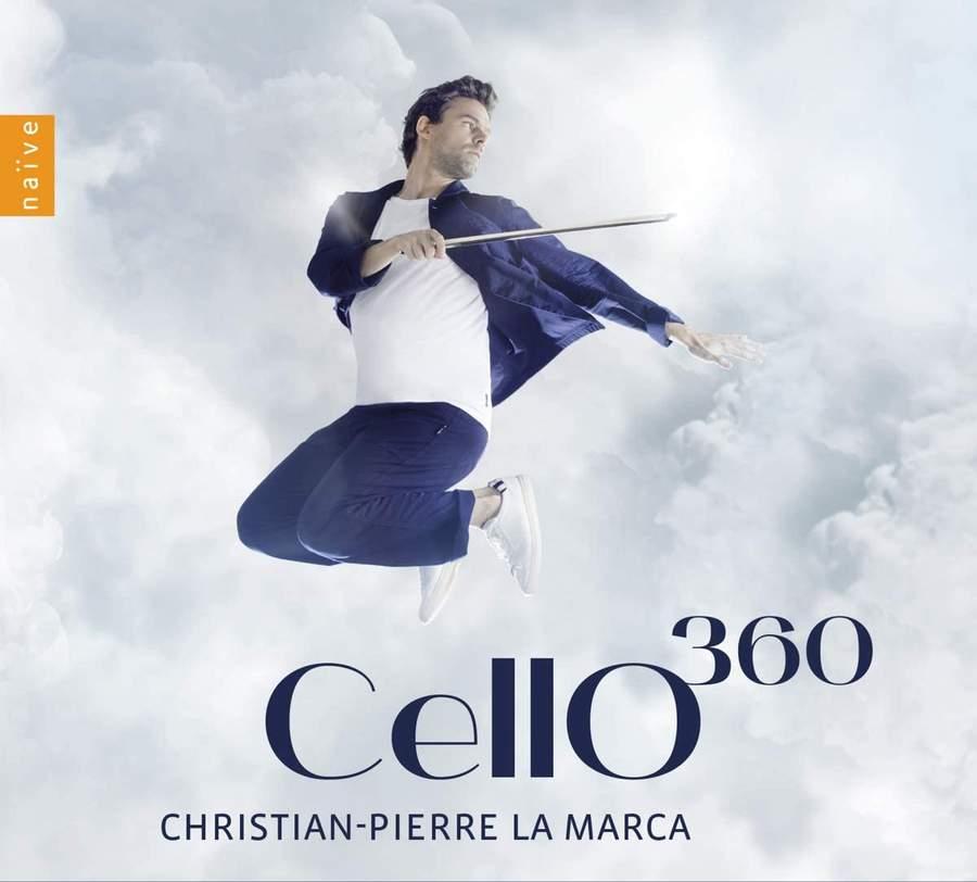 Review of Christian-Pierre La Marca: Cello 360