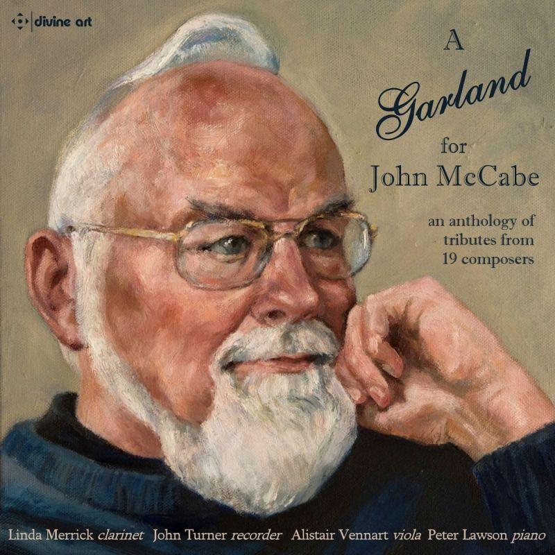 DDA25166. A Garland for John McCabe
