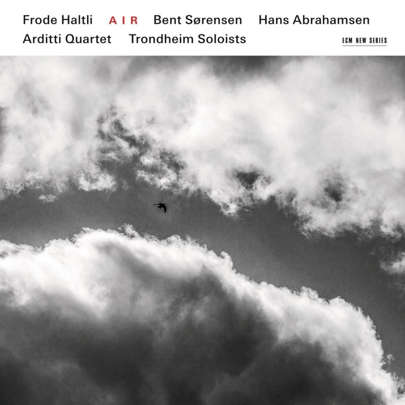 481 2802. ABRAHAMSEN Air SØRENSON It is Pain Flowing Down Slowly