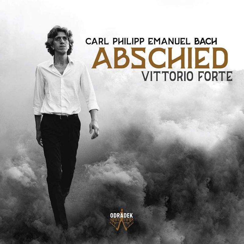 ODRCD368. CPE BACH Abschied (Vittorio Forte)