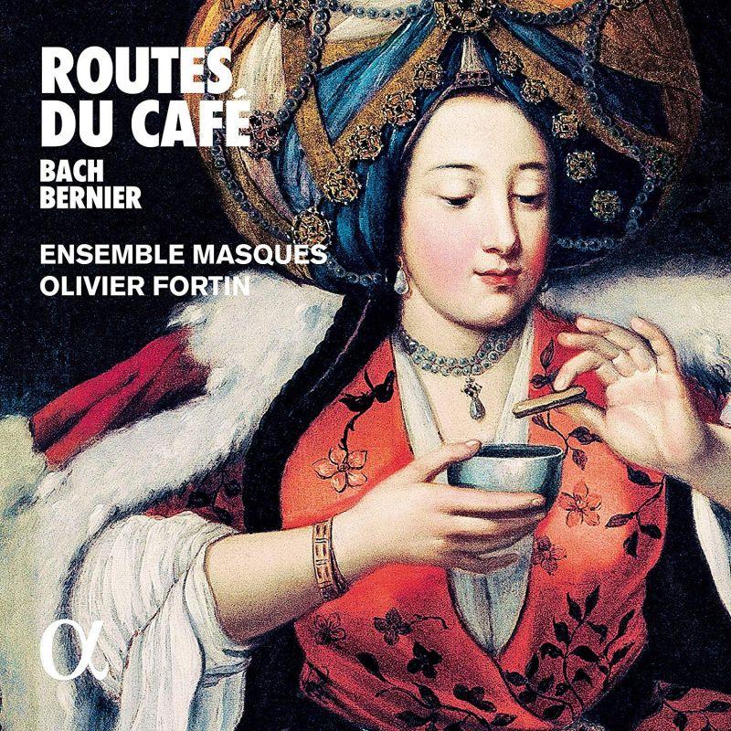 ALPHA543. Routes du Cafe