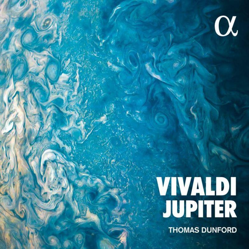 ALPHA550. VIVALDI Jupiter (Thomas Dunford)