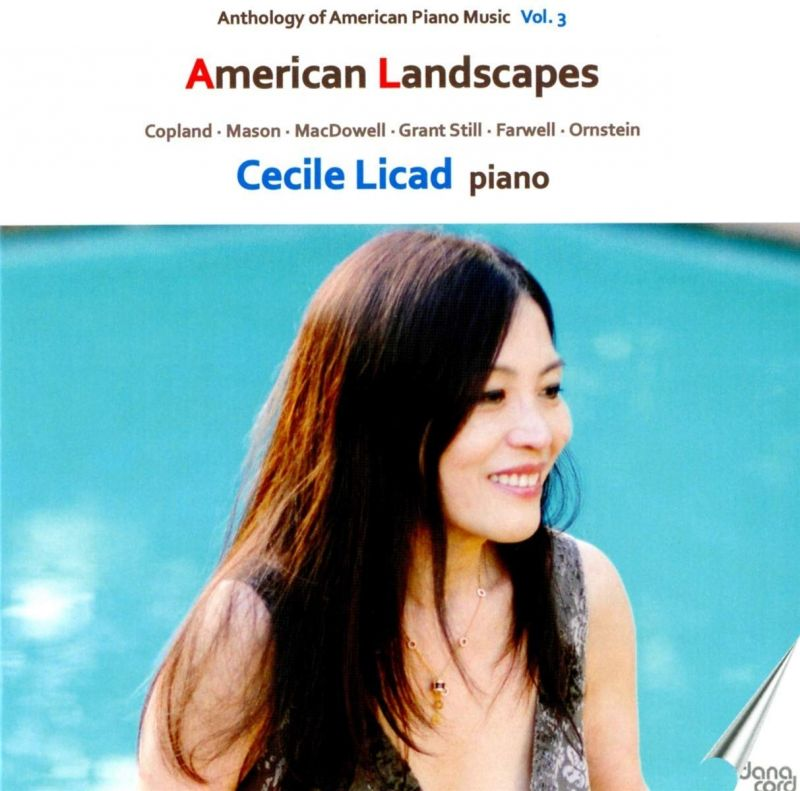 Review of American Landscapes: Anthology of American Piano Music, Vol 3
