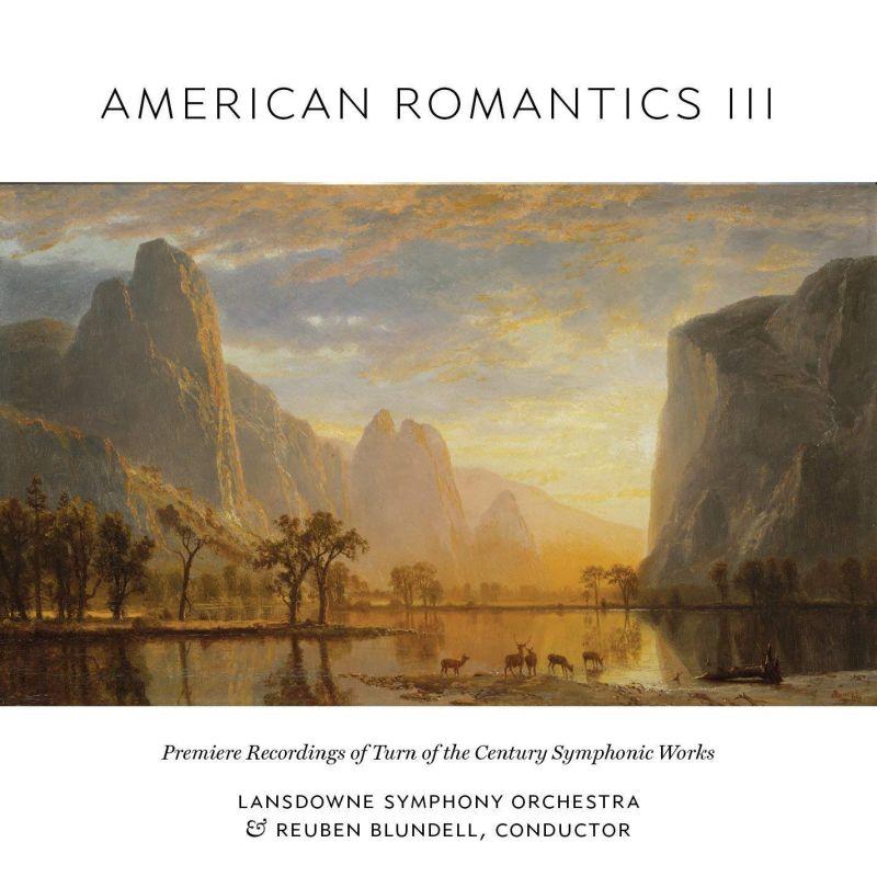 FCR166C. American Romantics III